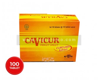 Cavicur Tablet