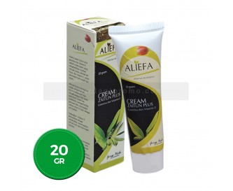 Griya Herba Aliefa Cream Zaitun Plus Green Tea dan Vitamin E
